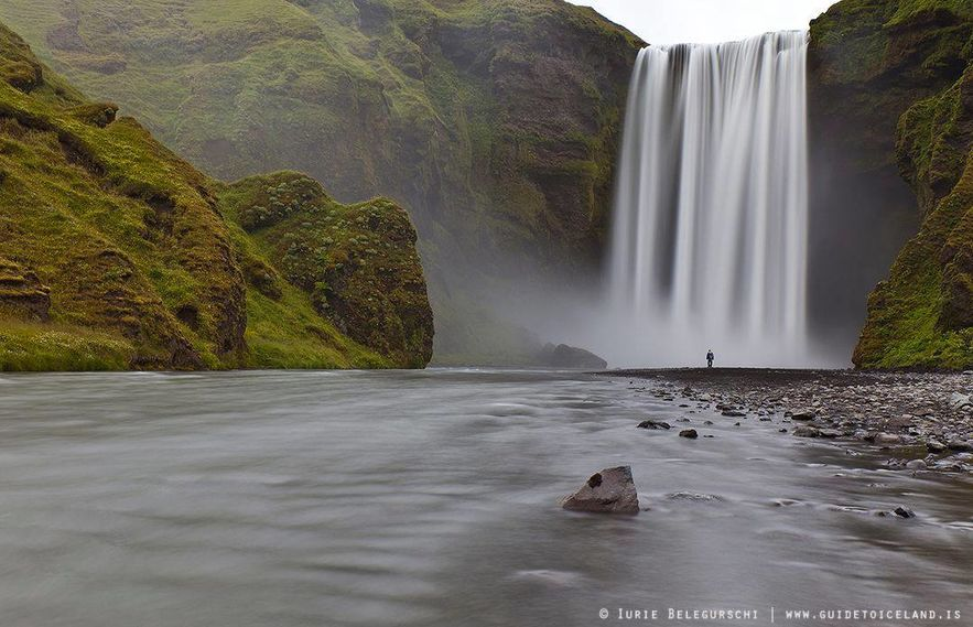 Silfra Thingellir by the Golden circle in iceland