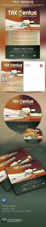 Carte De Visite FREE Tax Postcard Cd Label And Mini Business Card Template Templates Print