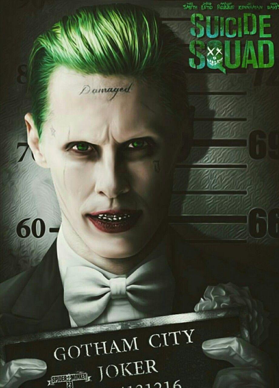 The Joker movie poster by spider.monkey23