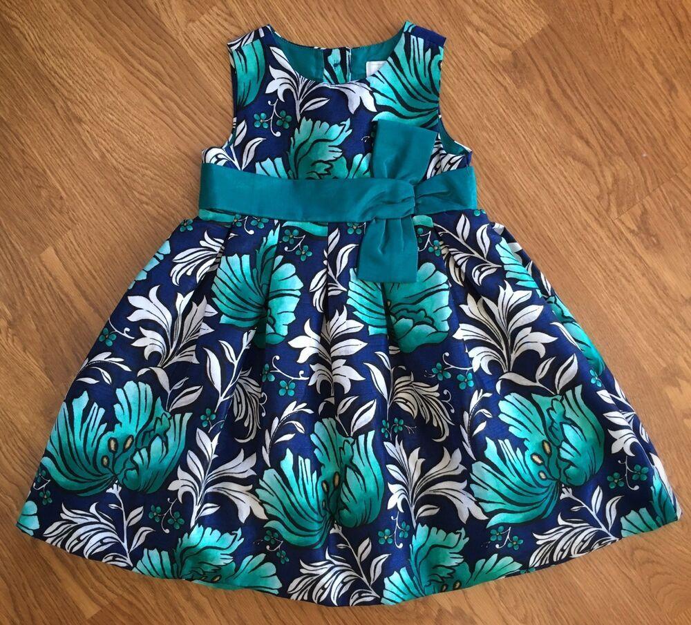 NWT Gymboree Spring Summer Jumper Dress Big Girls Girl
