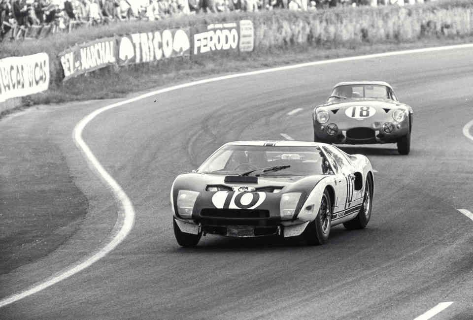 The Gt40 19 Stunning Photos Of The Most Beautiful American Race Car