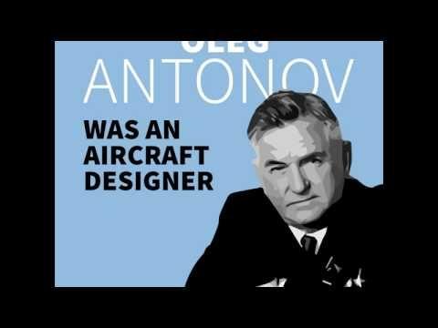 What's the story behind Oleg Antonov Shoes? - YouTube