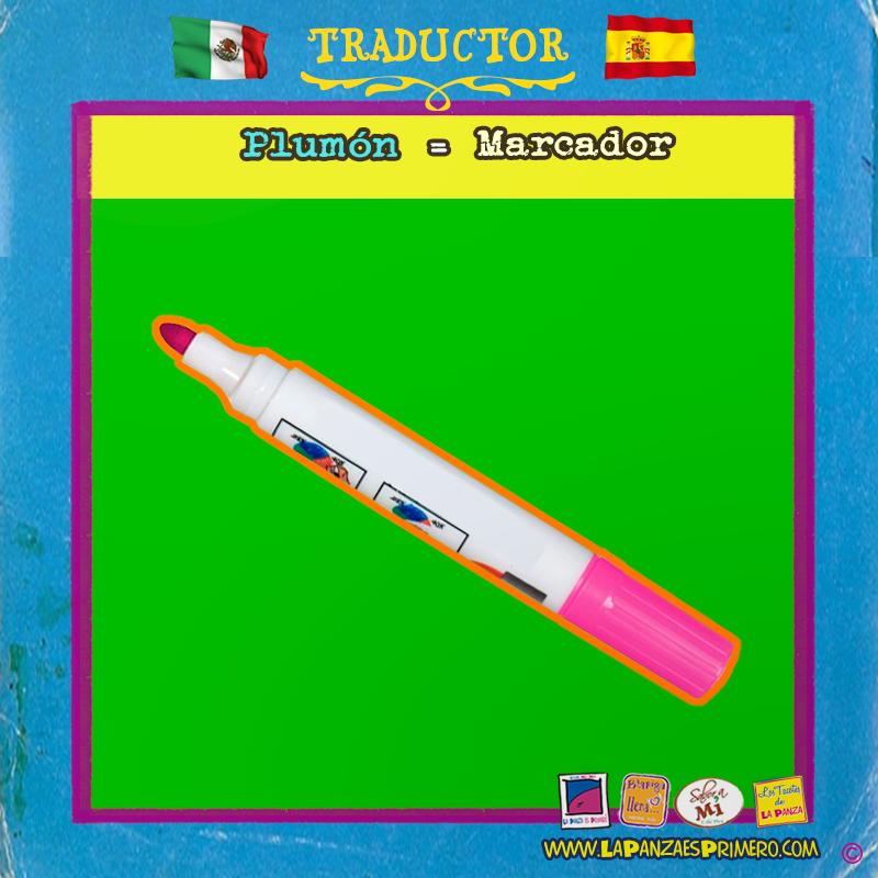 A propósito del regreso a clases… #MexicanosenEspaña #Traductor #LaPanzaesPrimero www.lapanzaesprimero.com