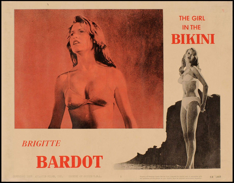 The Girl in the Bikini, 1952.