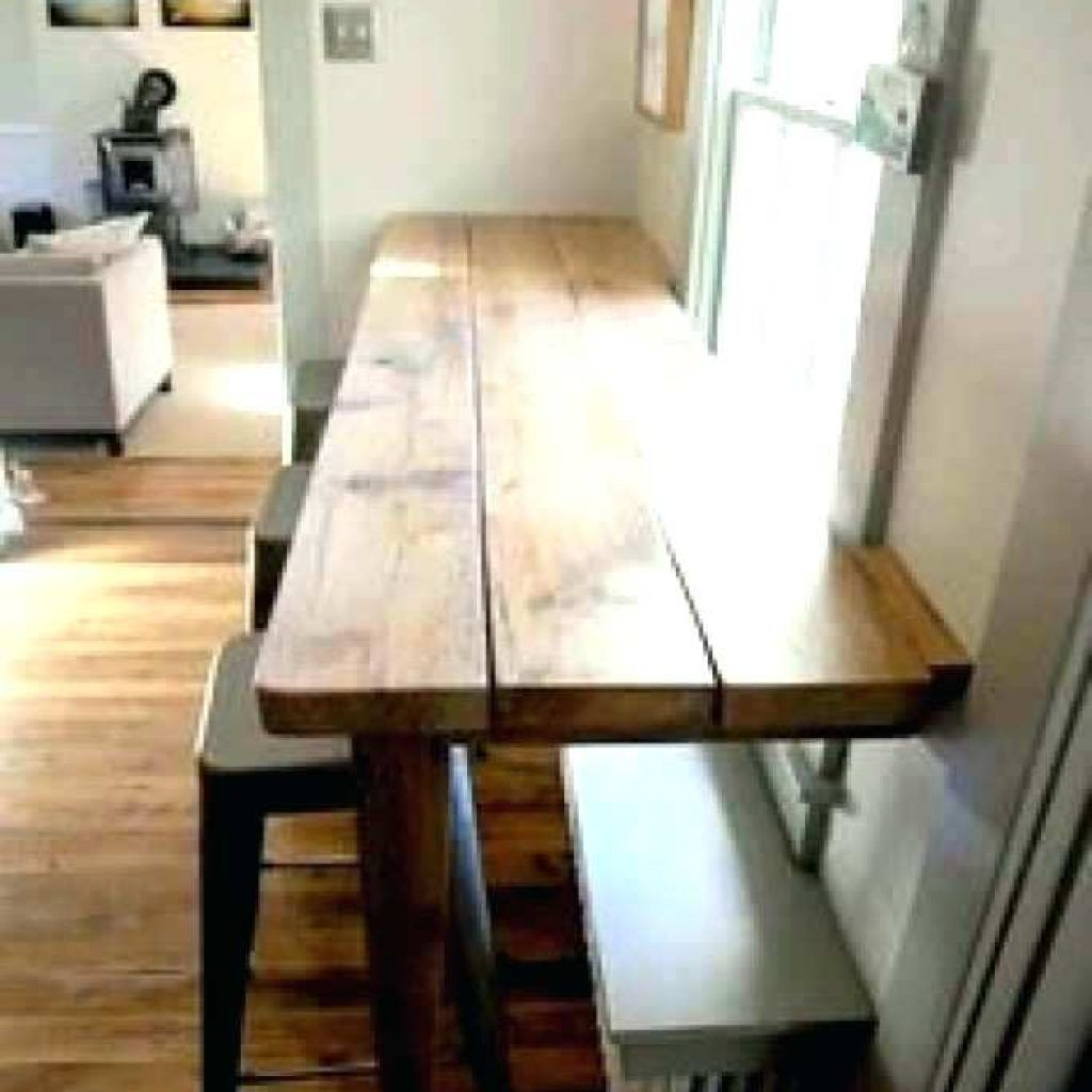 Table Against Wall Kitchen Bar Table Against Wall Awesome Kitchen