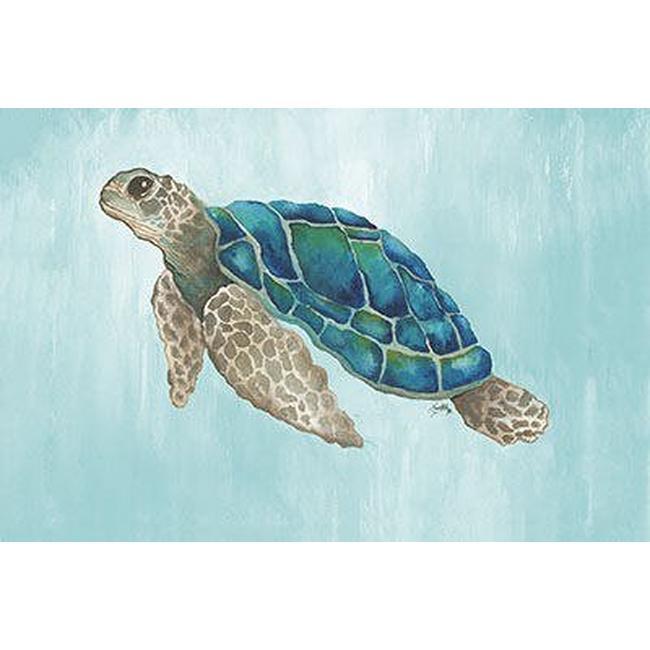 Palm Island Home Watercolor Sea Turtle Wall Art Bealls Florida Sea Turtle Wall Art Sea Turtle Art Watercolor Sea