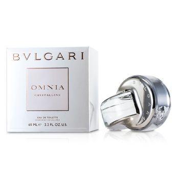Bvlgari Omnia Crystalline Eau De Toilette Spray 65ml 2 2oz Omnia Crystalline Bvlgari Omnia Crystalline Discount Perfume