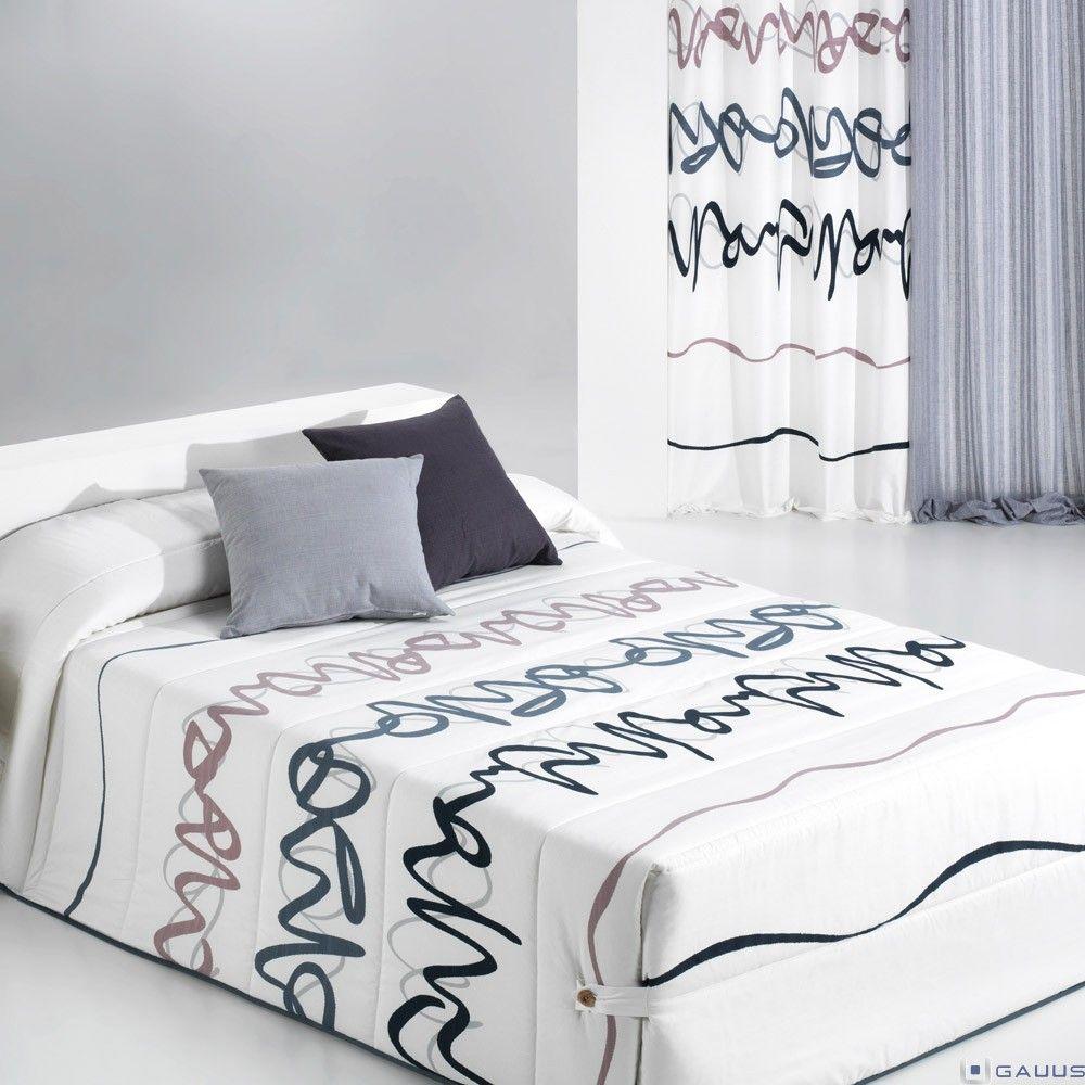 Edred n oleo 2 reig marti edredones estampados colchas - Ikea ropa de cama colchas ...