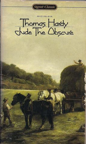 #23 -- Jude the Obscure by Thomas Hardy -- Read c. 1981 -- ★ ★ ★ ☆ ☆ -- 1001 Books Everyone Should Read Before They Die