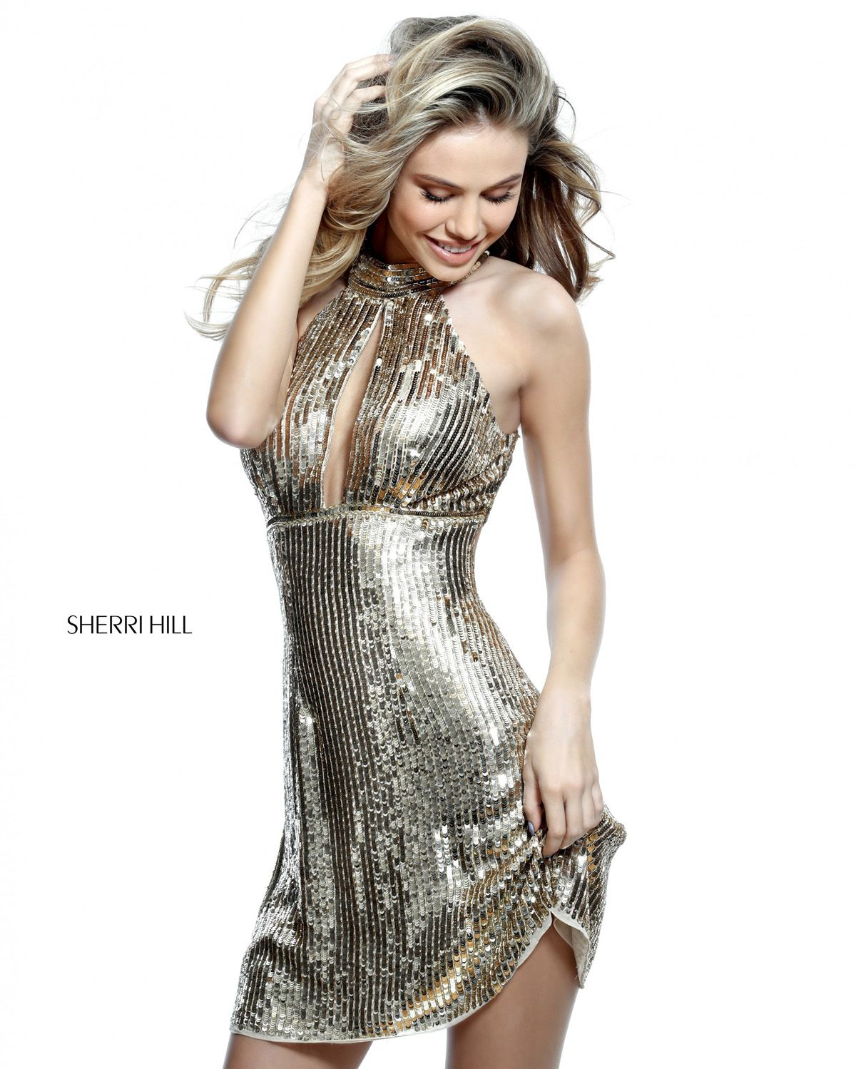 Sherri Hill 51354 - International Prom Association | Sherri Hill ...