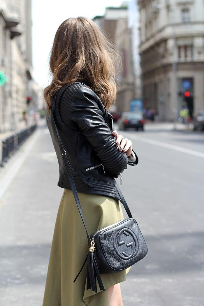 3cbc0ef7aaf Gucci SoHo Disco Bag ❤ . Fashion and style  Black leather ...