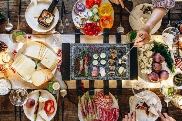 Raclette Ideen für ein gemütliches Festessen #racletteideen