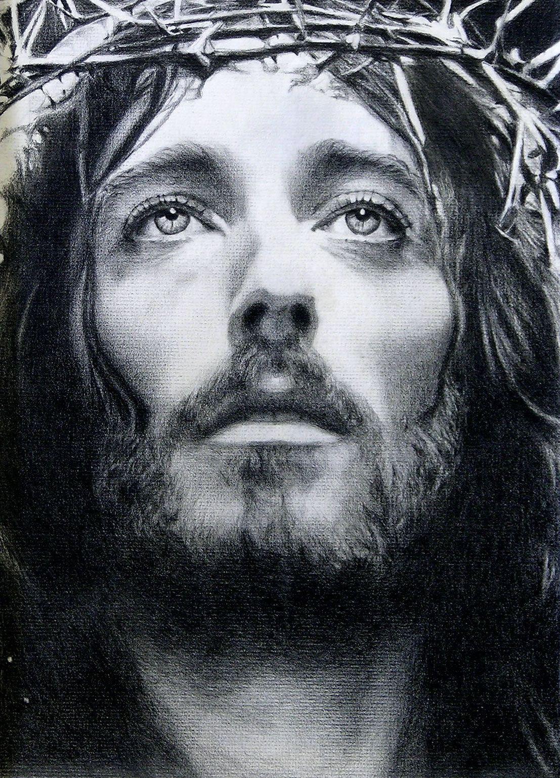 Jesus Y Corona De Espinas Jesuschrist Pinterest Jesus Drawings
