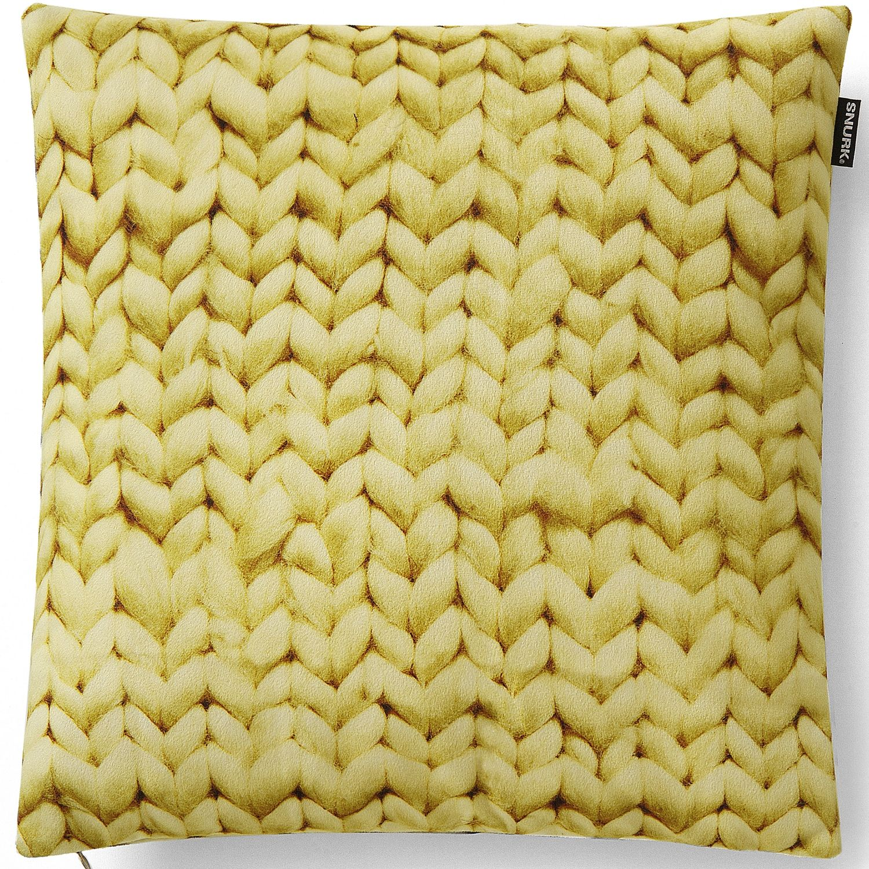 Snurk Beddengoed   Twirre Cushion Citrus Good Ideas