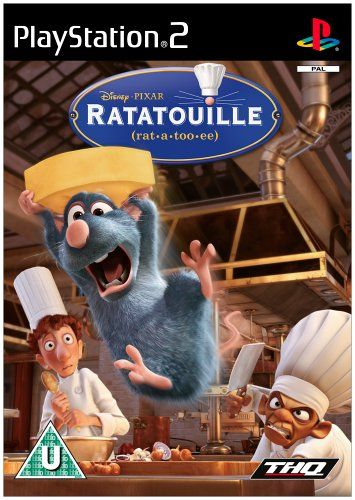 Ratatouille Ps2 Amazon Co Uk Pc Video Games Ratatouille
