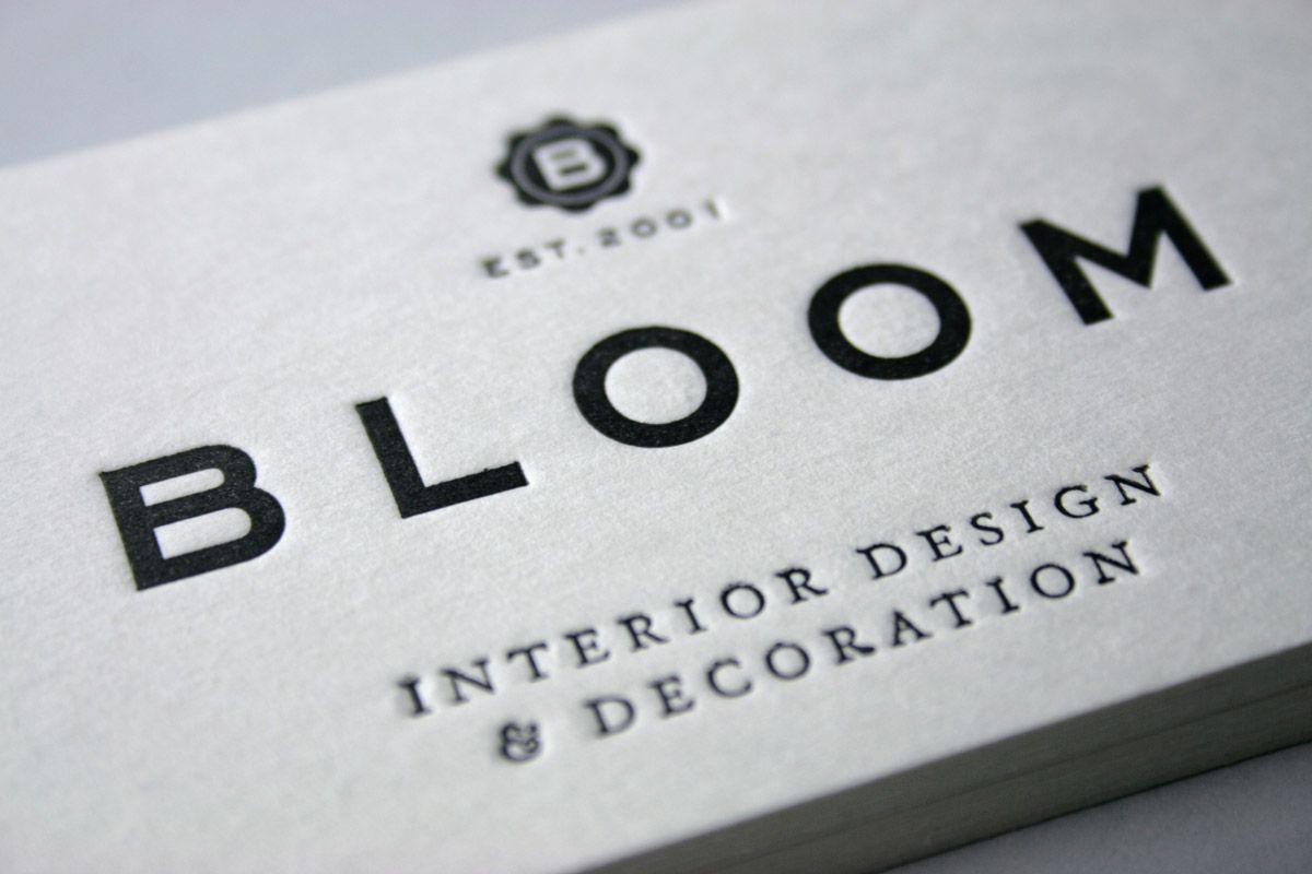 interior designer business cards | Interior Design