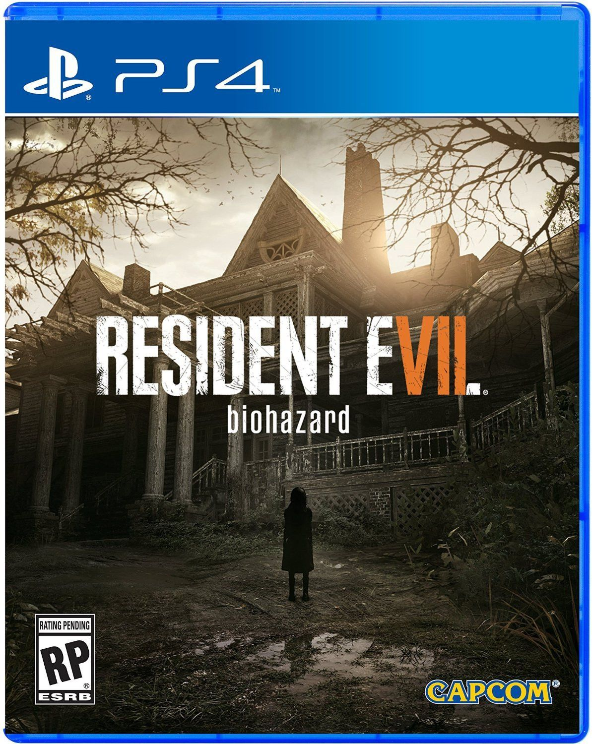 Resident Evil 7 Biohazard Pre Order For Playstation 4 Physical