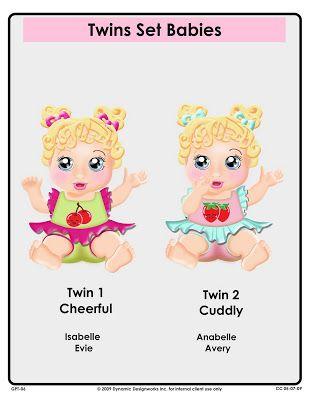 Konnichiwa Babies Illustrations for Giochi Preziosi | The Dollhead