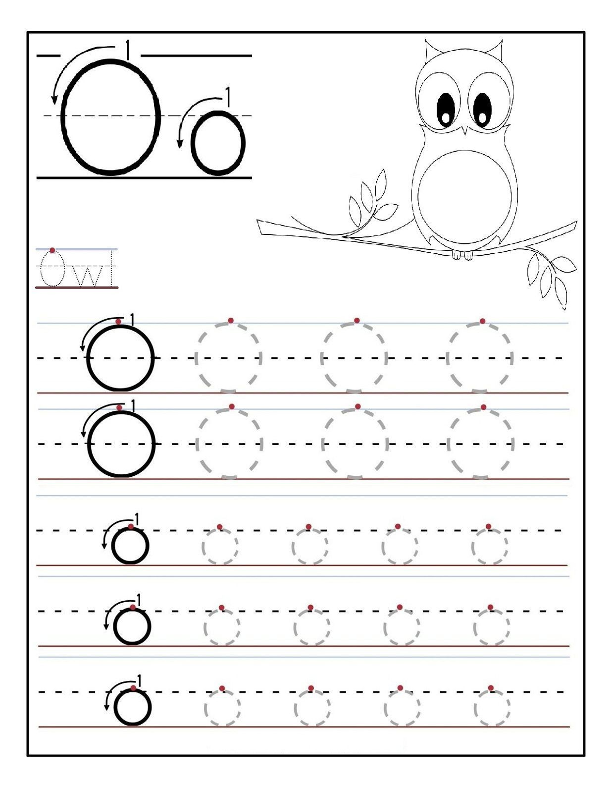 4 Letter Q Writing Practice Worksheet Printable In