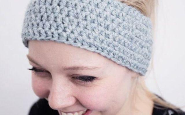 DIY-Anleitung: Stirnband aus Hanf-Garn häkeln via DaWanda.com   Hanf ...