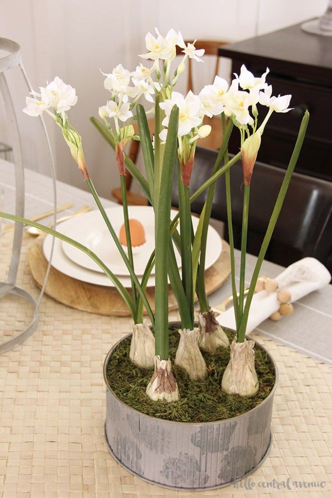6 Simple Steps to Creating a Spring Tablescape in 2020