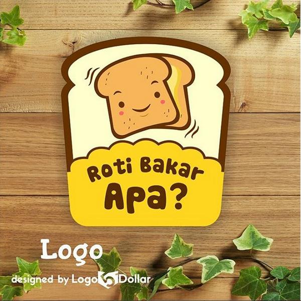 Desain Kemasan Makanan, Desain Kemasan Roti, Desain