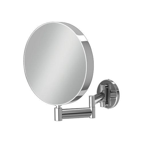 Web Photo Gallery HiB Helix Round Magnifying Bathroom Mirror mm Diameter