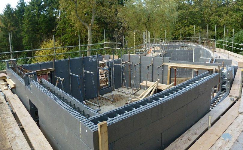 چیست Icf Concrete Formwork Icf Walls Wall Systems