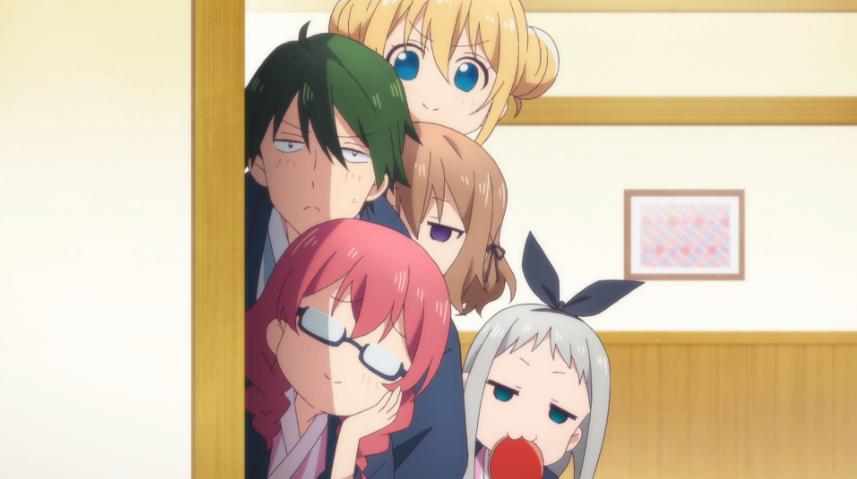 BlendS Season 1 Episode 12 Anime, Tsundere, Manga tutorial