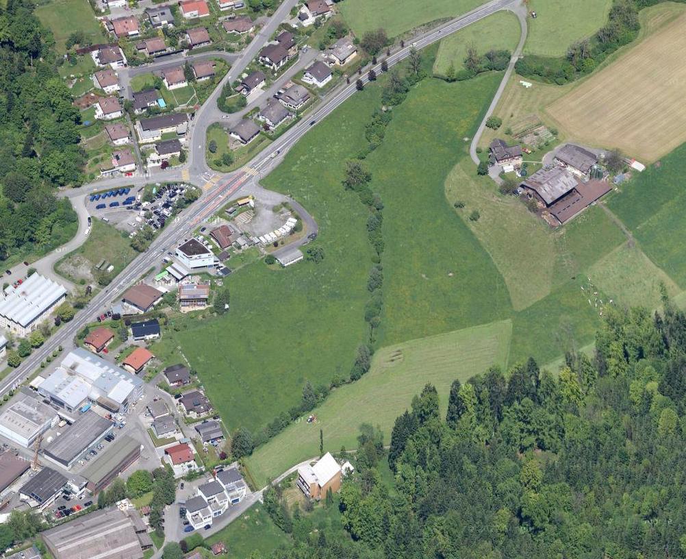 Grundstück/Parzelle: 364 Fläche: 3'479 Ort: Adligenswil-Luzern