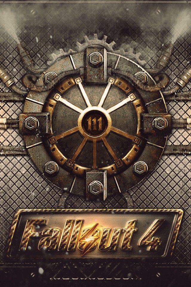 fallout 4 fan art cgoz vault