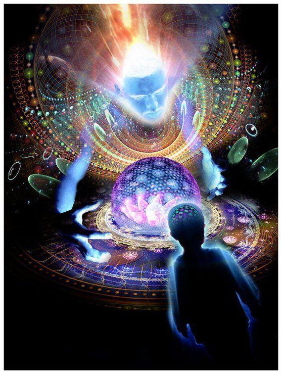 Искусство Магического Восприятия. Ключ К Подсознанию