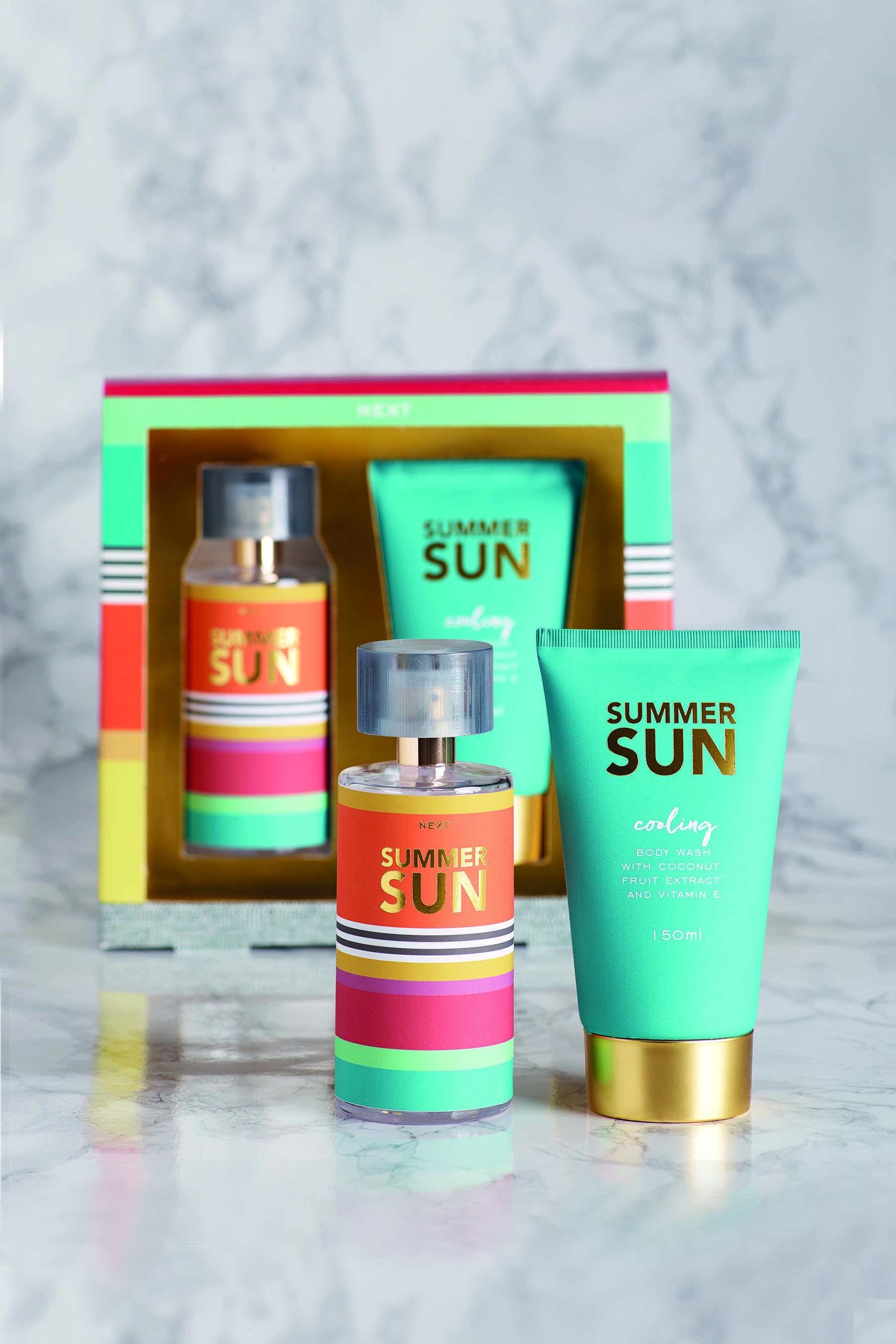Summer Sun Fragrance Gift Set from the Next UK online shop