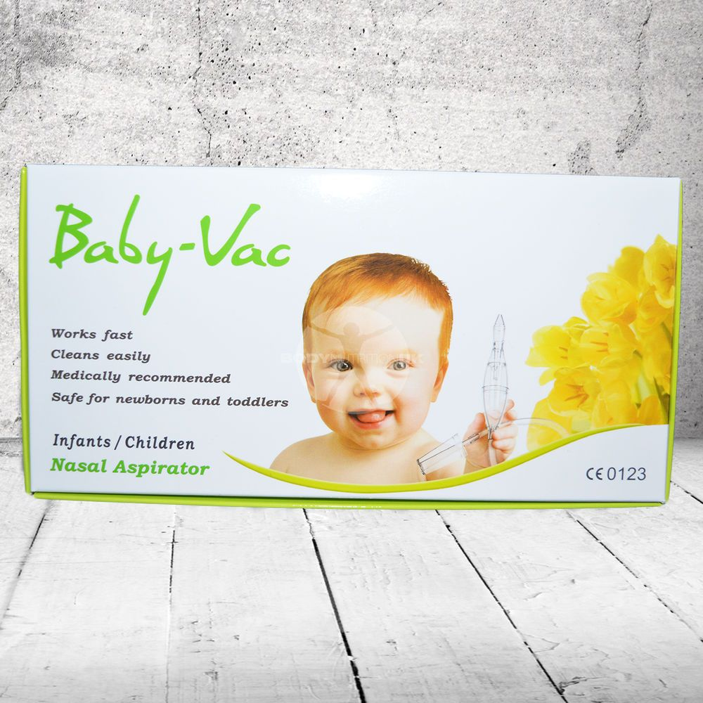 Details About Baby Vac Nasal Aspirator Suction Vacuum Nose