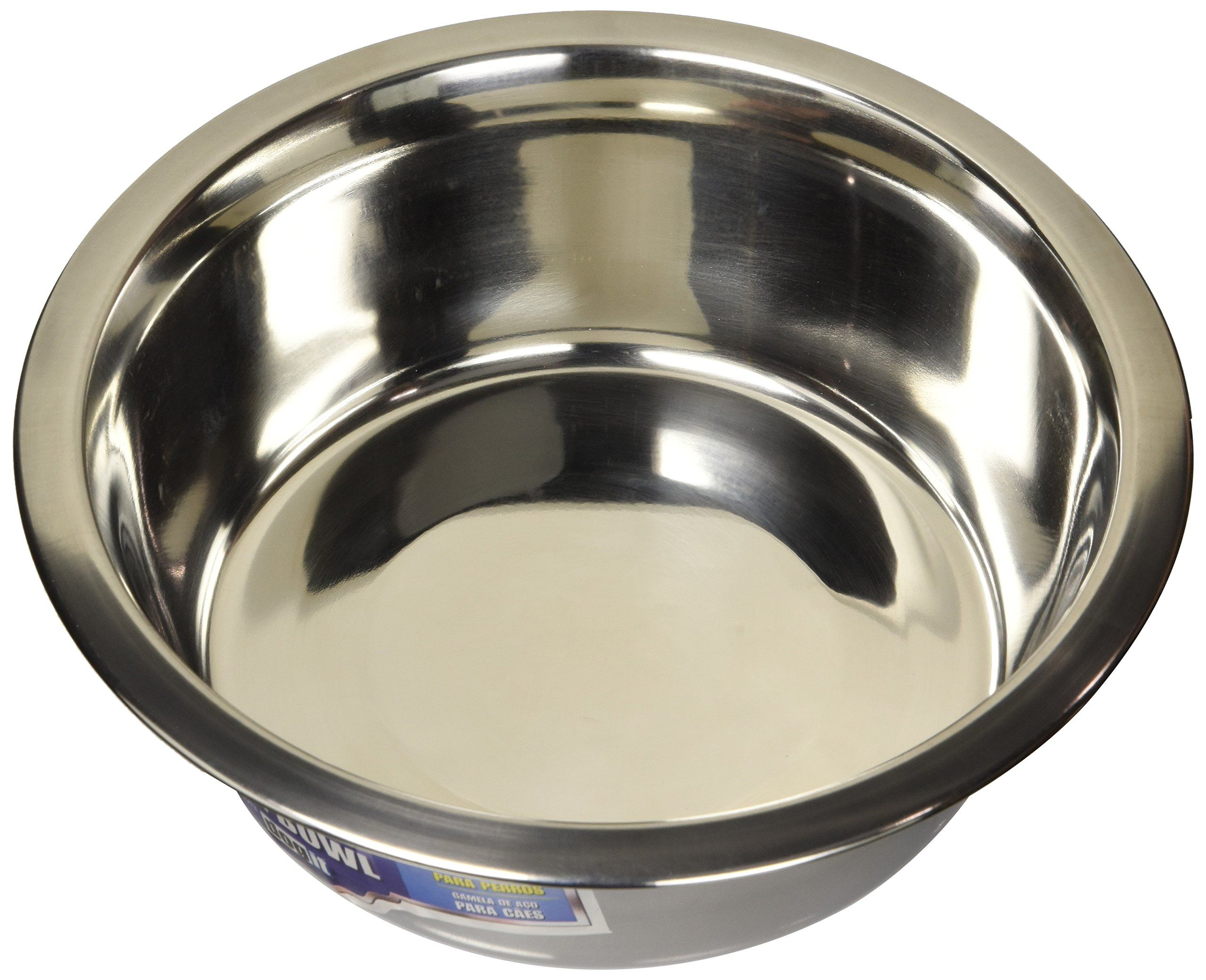 Dogit 73513 stainless steel dog bowl 50 oz see this