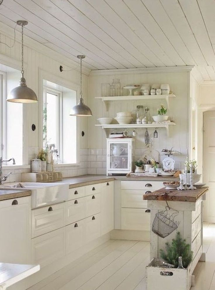Kitchen Decor Ideas Do You Want To Renovate Your Kitchen Area But Without Replacing All Things In It By Me Haus Kuchen Wohnung Kuche Landhauskuche