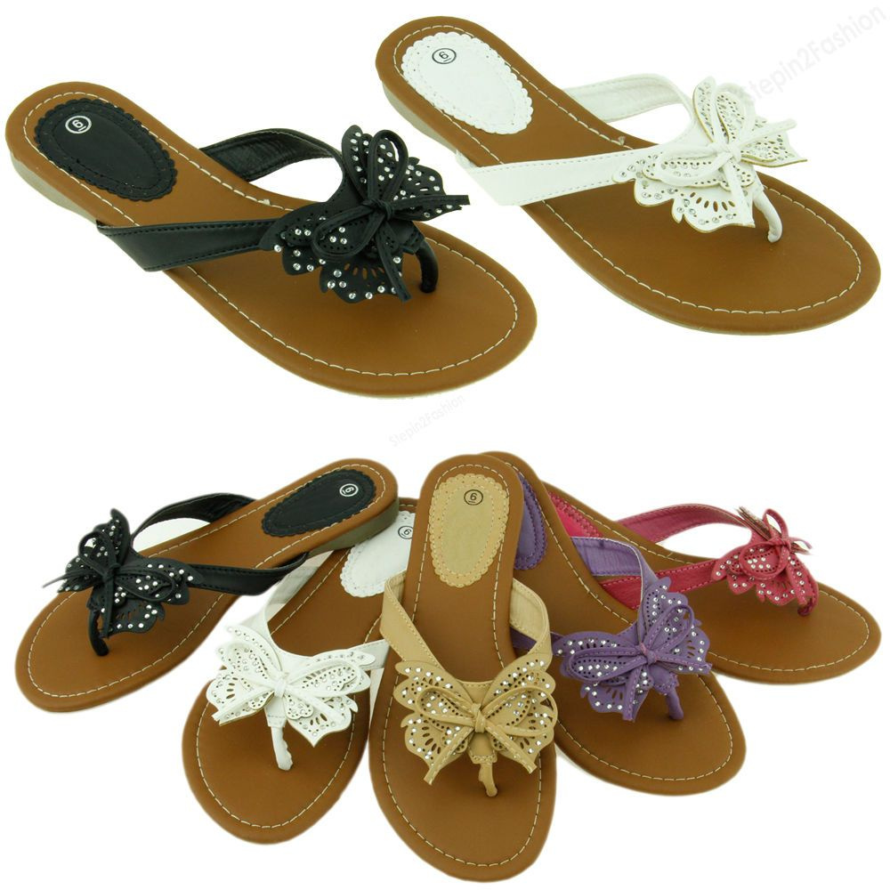 Women Fashion Flip Flops