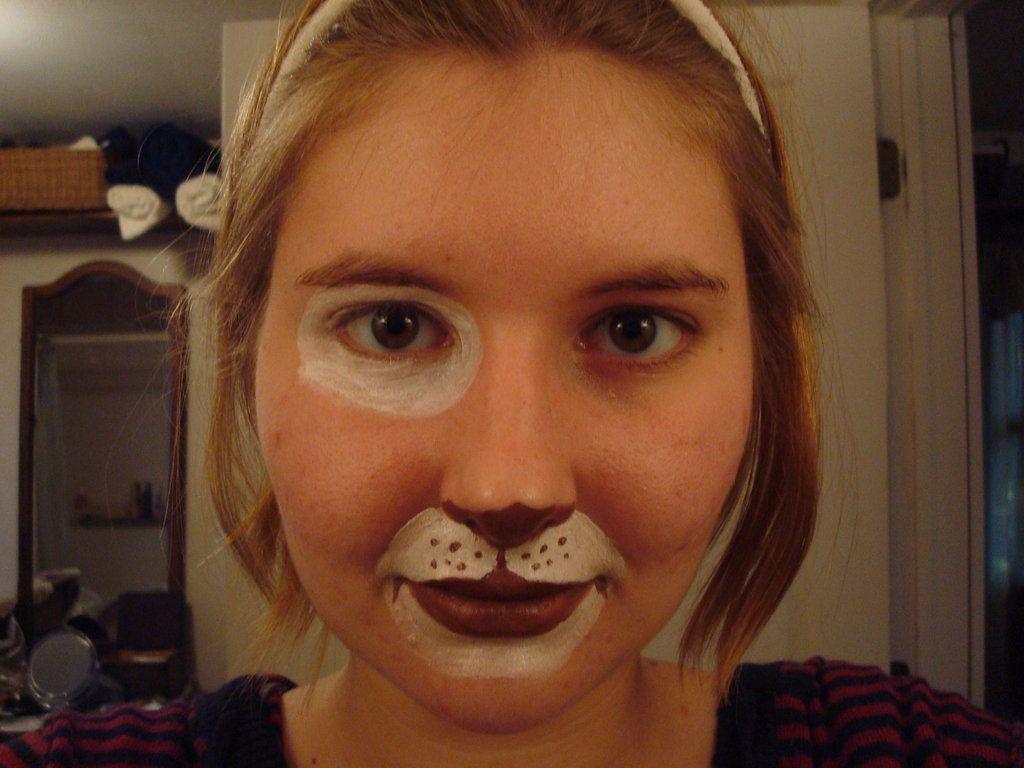 Dog Makeup by BANANAZ1193 on deviantART