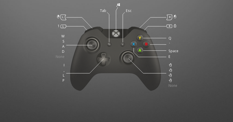 Check out this Fortnite controller layout  You can use this preset