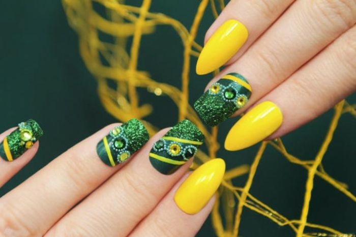 ▷ 1001 + ideas de uñas en gel decoradas según las últimas tendencias
