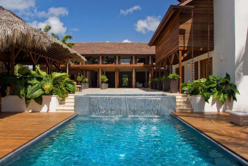 Rancho arriba 8 casa de campo dominican republic for Casa de campo arquitectura
