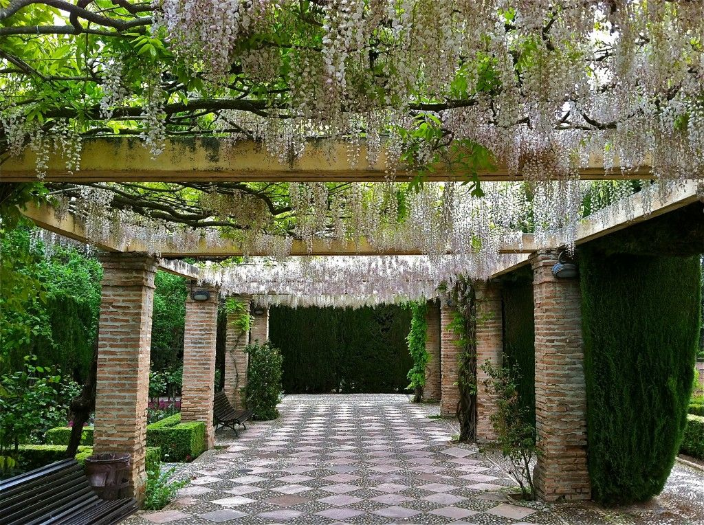Superb Garden Travels: Lessons From Spanish Gardens