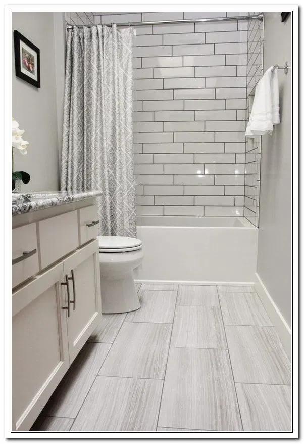 11 Bathroom Tile Ideas For Big And Small Bathroom Floor Wall Tiles Small Bathroom Tiles Tile Bathroom Bathroom Wall Tile