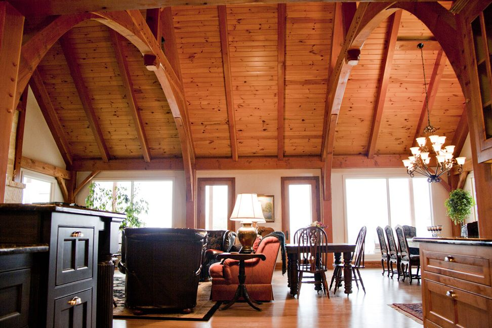 Texas Timber Frames Galleries Timber Trusses Frame House Plans