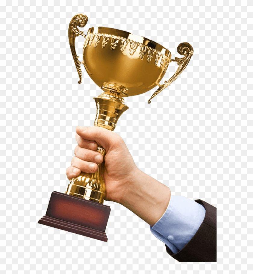 Find Hd Free Png Download Trophy Png Images Background Png Hand Holding Trophy Transparent Png To Search And Download More Fr Free Png Downloads Png Trophy