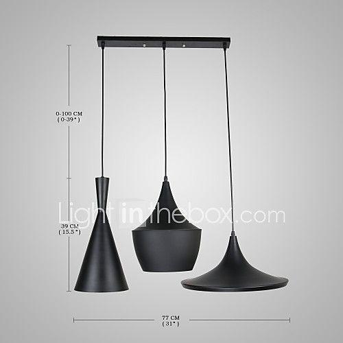 Traditionnel Classique Style mini Lampe suspendue Lumi¨re dirigée