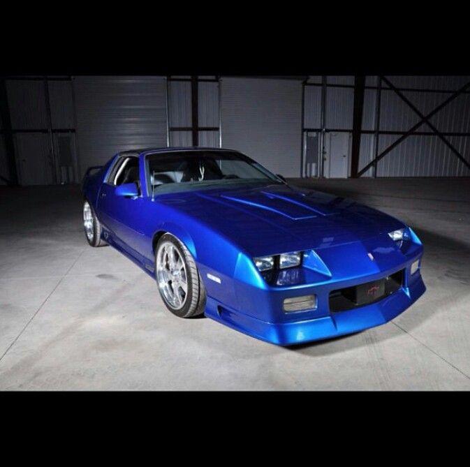 Blue chevy camaro z28 3rd gen | Camaro | Pinterest | Chevy ...
