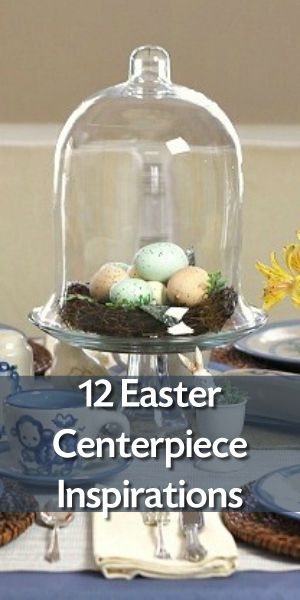 easter centerpiece inspirations for cheerful table settings blissfully domestic