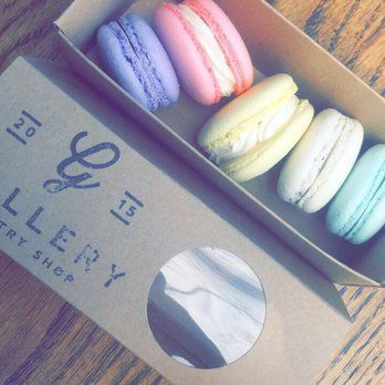 Gallery Pastry Shop - Indianapolis - amazing macarons and brunch! A hidden SoBro gem