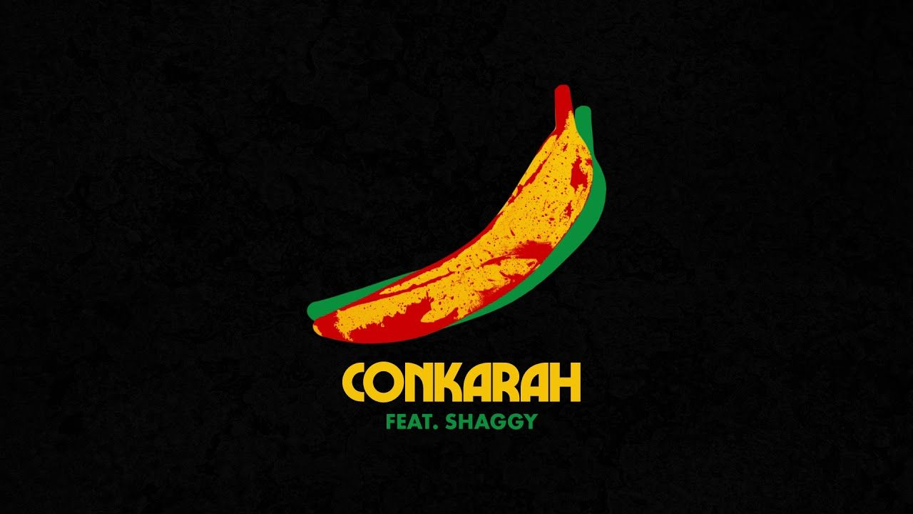Conkarah Banana Feat Shaggy Official Audio Youtube Mp3 Song Download Songs Mp3 Song